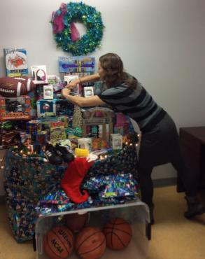 Giving Tuesday Hillcrest Children Family Center